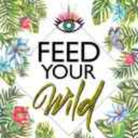 Click to listen to Anjie's interview on  Feed Your Wild