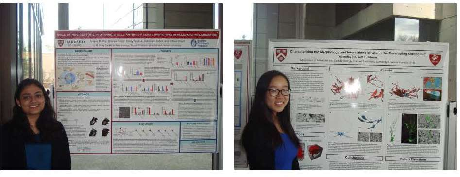 Undergrad Research Poster Session Winners 2018