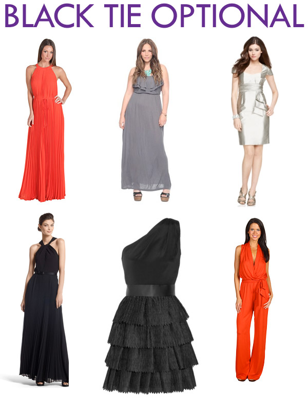 book of black tie optional women dress code in india by