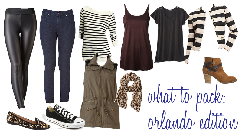 Disney World Shoes To Wear