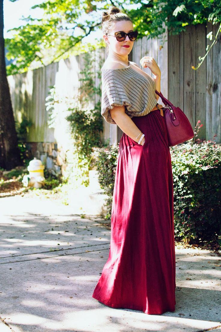 15 :: Full Maxi Skirts