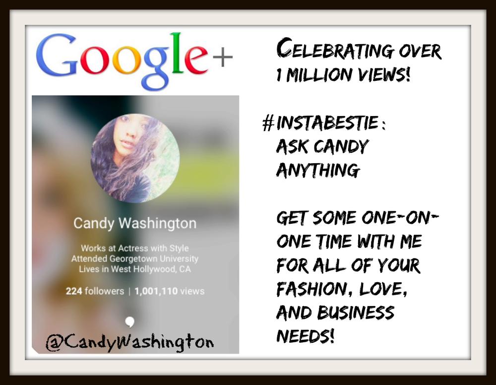 InstaBestie Ask Candy Washington