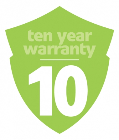 TEN YEAR Warranty