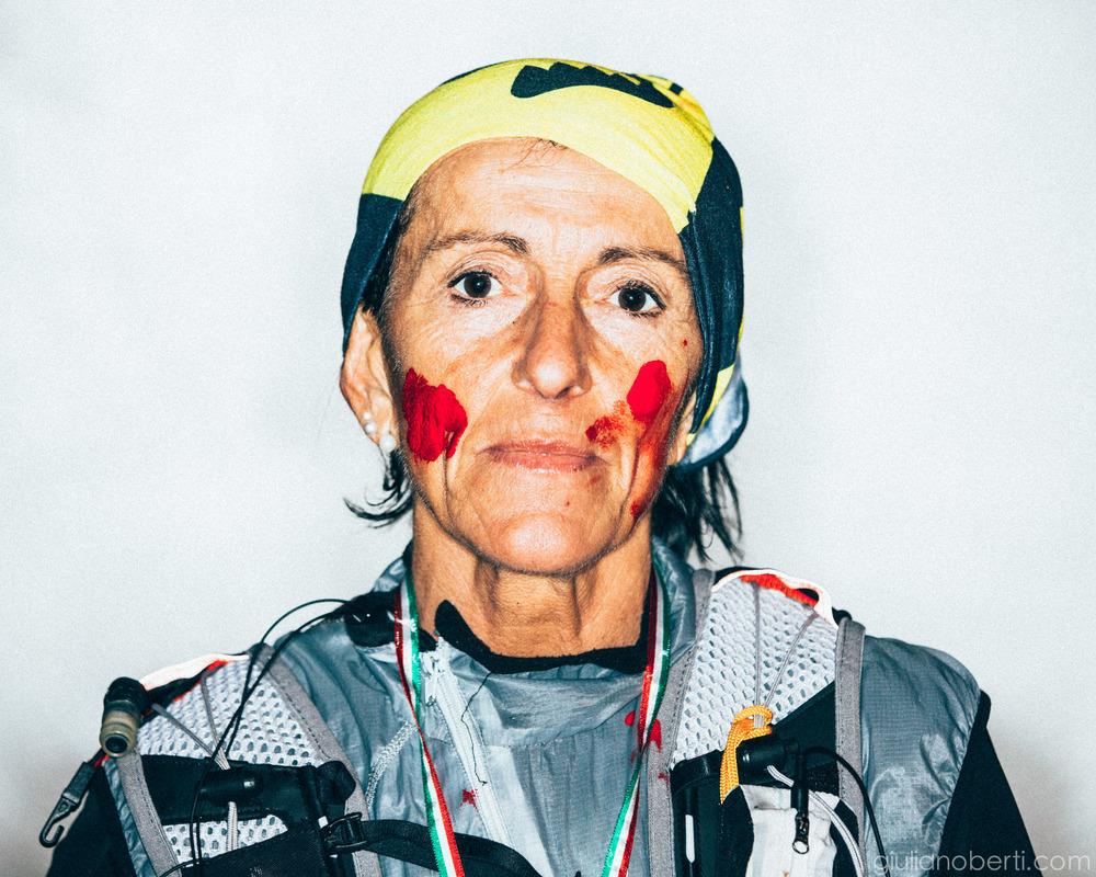 LORENA MANZINI - first woman - 15h06m31s