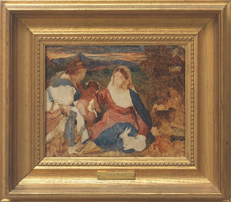 Cecilia Beaux (1855-1942)
