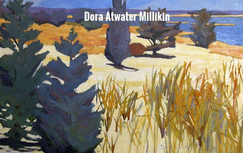 DORA ATWATER MILLIKIN