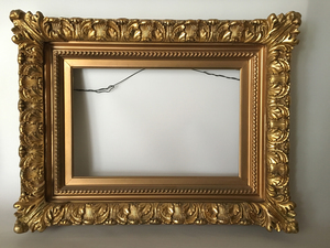 Gold Leaf Frame Walker Cunningham Fine Art