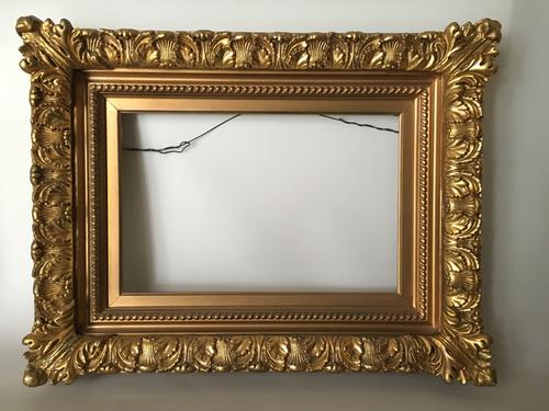 Gold Leaf Frame — Walker-Cunningham Fine Art