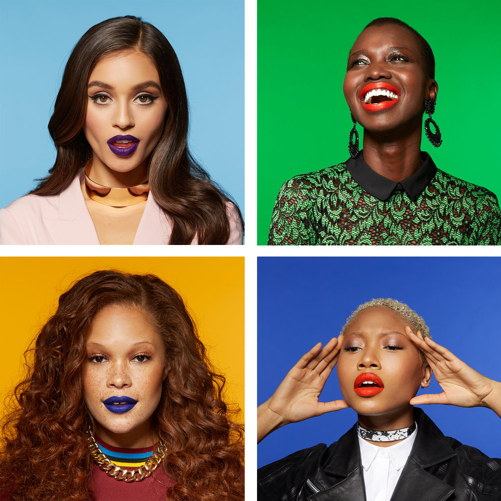 Maybelline x Loaded Bolds Campaign