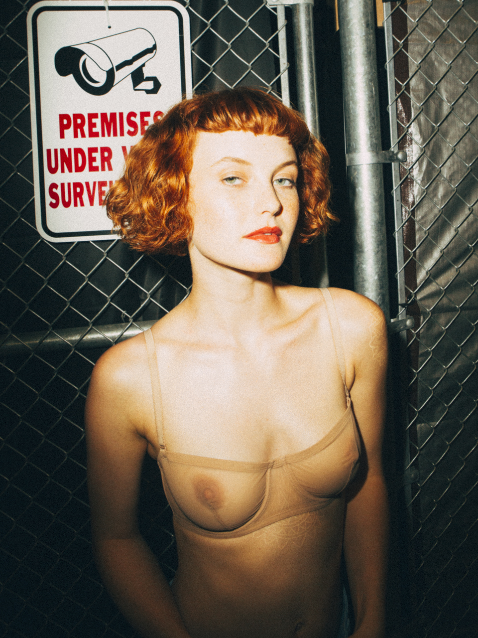 Kacy Hill x Playboy