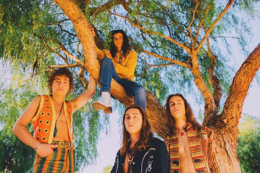 Greta Van Fleet x Billboard Magazine