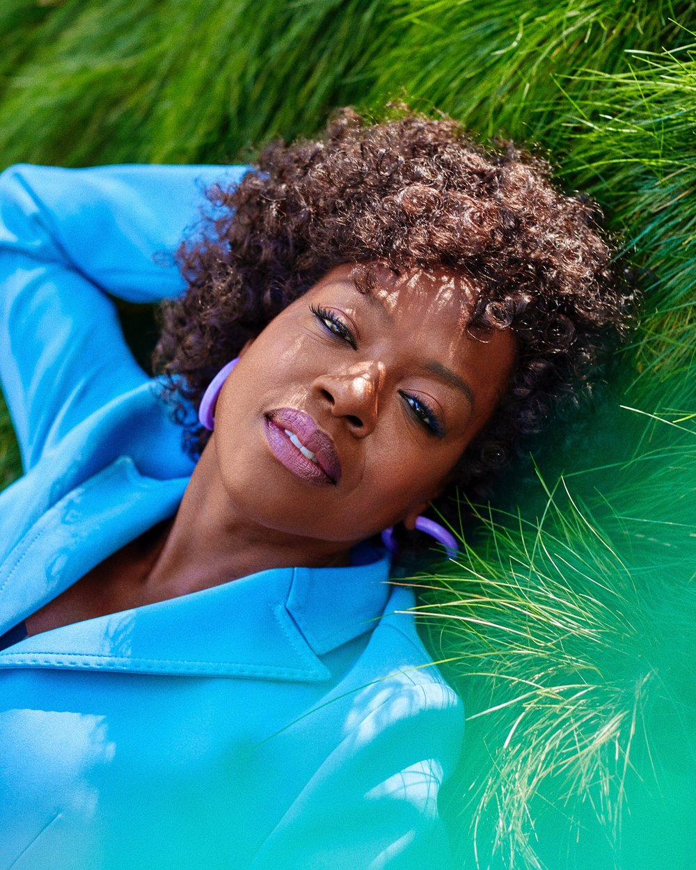 Viola Davis x The Hollywood Reporter