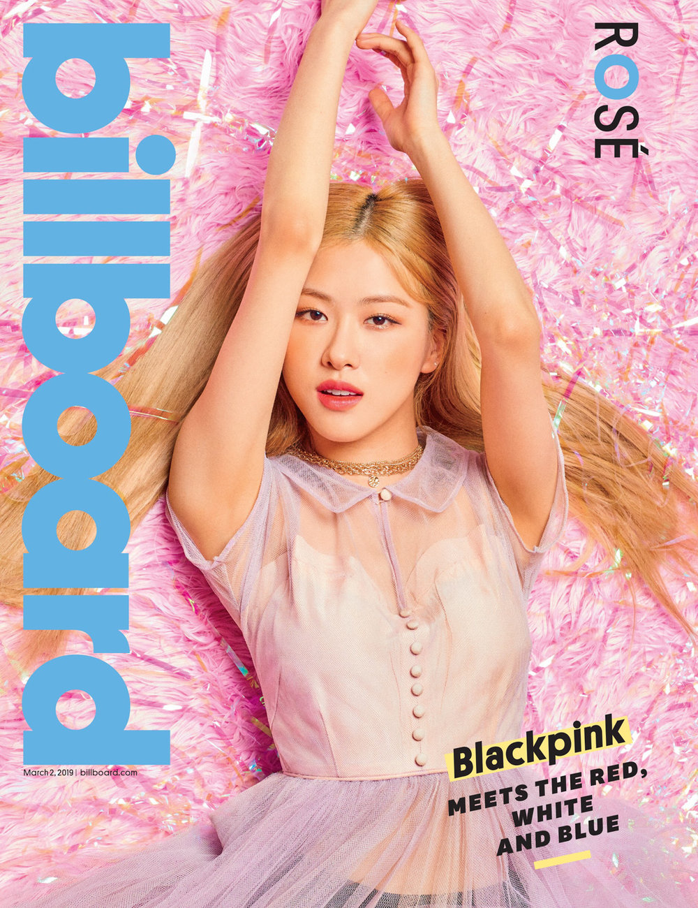 Blackpink x Billboard Magazine