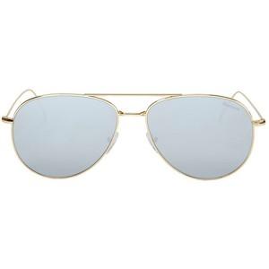 Illesteva Linate Aviator Sunglasses