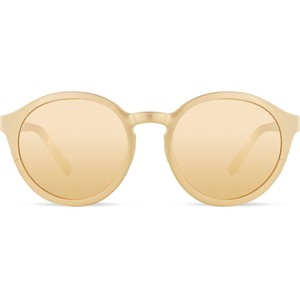 LINDA FARROW LFL3381 oversized round sunglasses