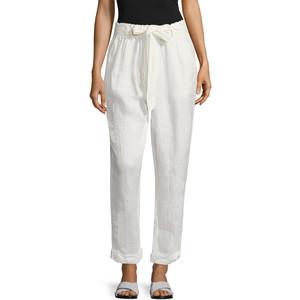 Paper Bag Linen Pant