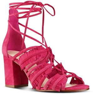 pink Genie Ghillie Sandals