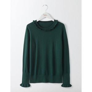 green BERNADETTE SWEATER