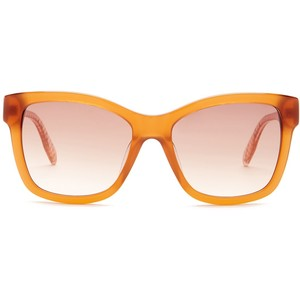Karl Lagerfeld Women's Squared Cat Eye Sunglasses
