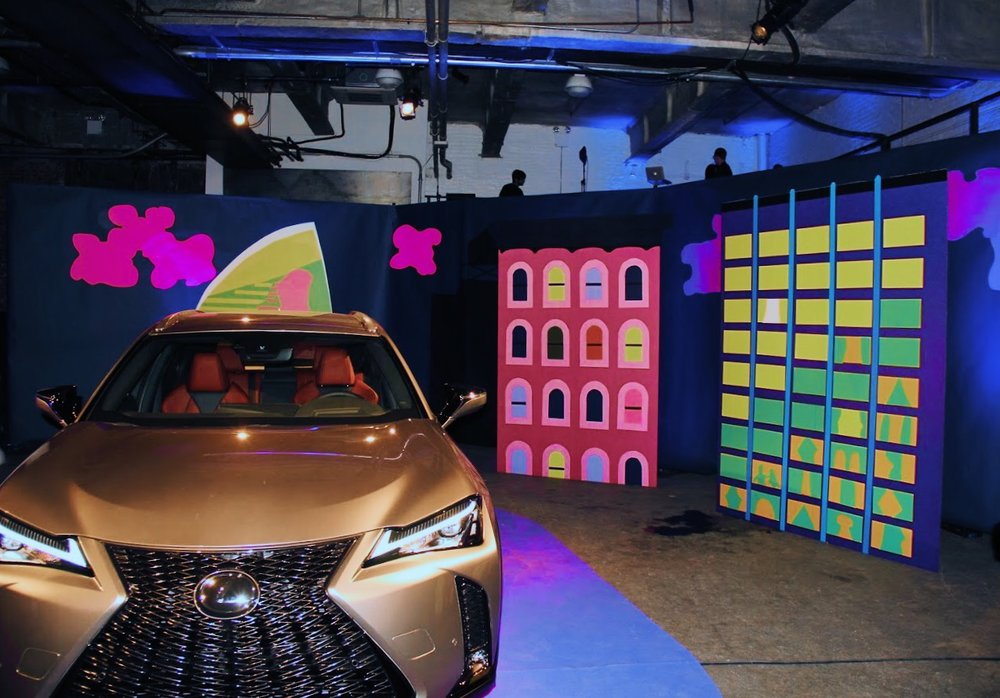 Lexus UX Luxury Crossover Launch