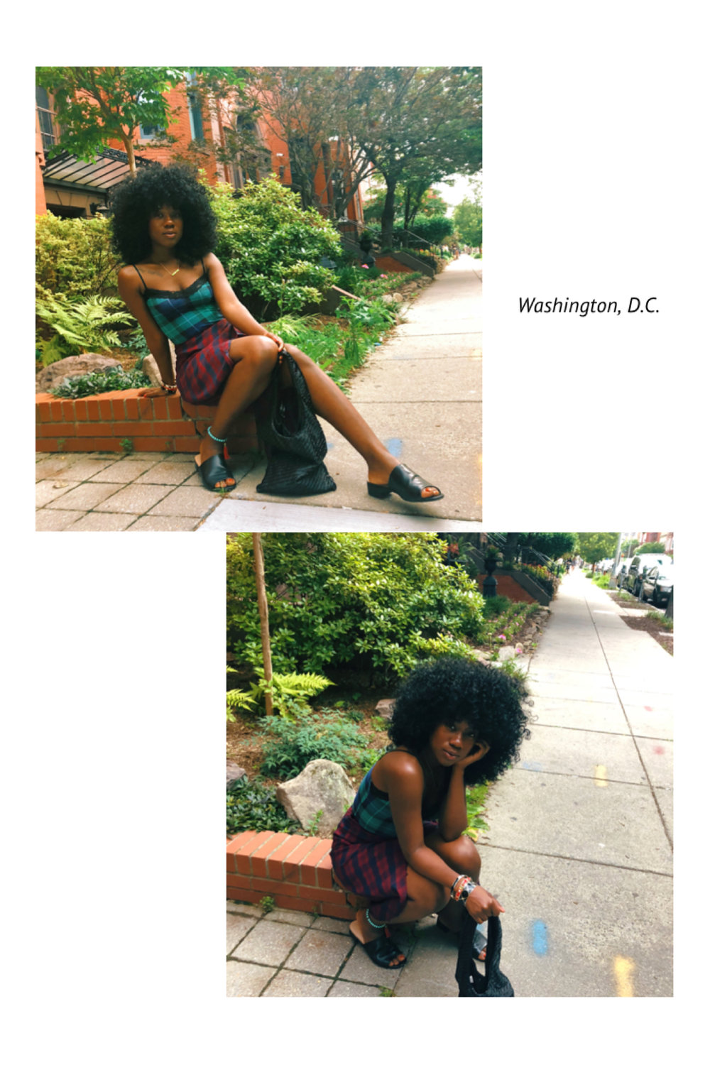 what to wear for summer in d.c.