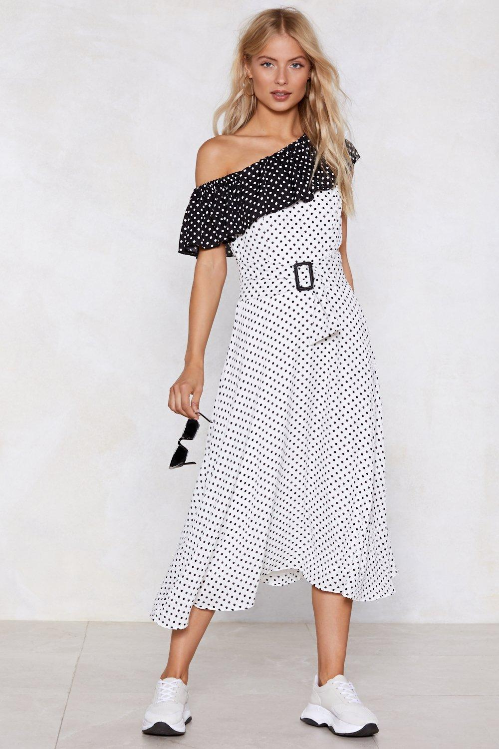Good Spot Polka Dot Dress