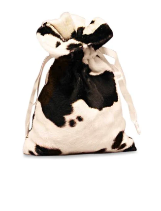 Animal Faux Fur Bags