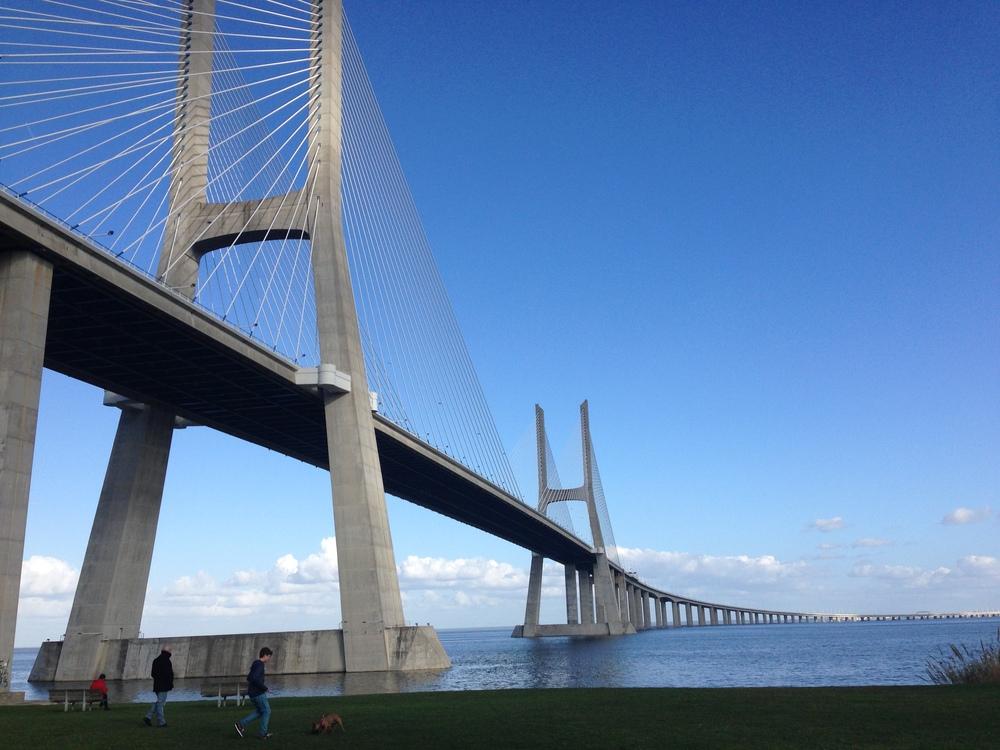 Ponte Vasco da Gama (02/2014)