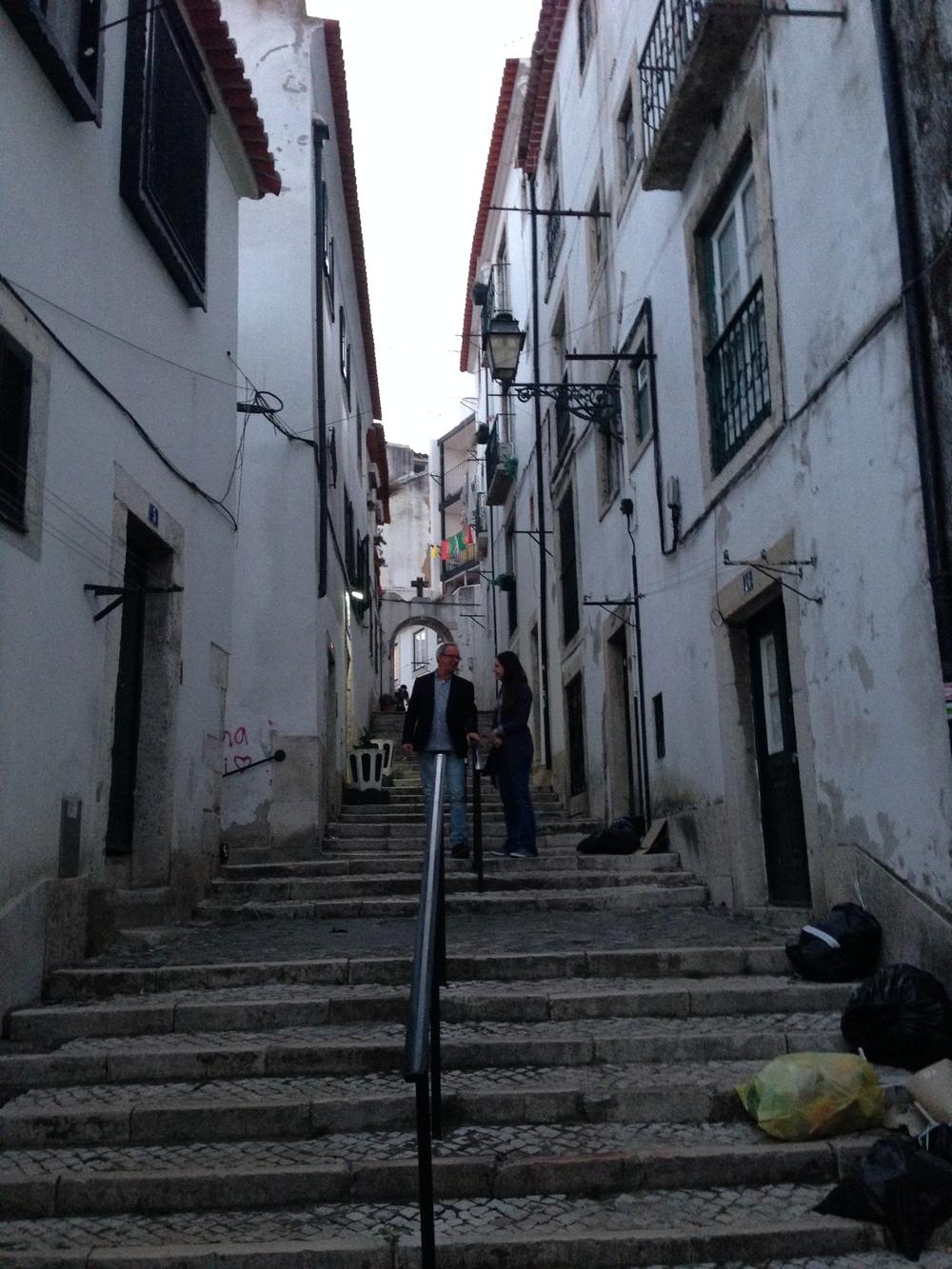 Alfama, Santo Antonio (06/2014)