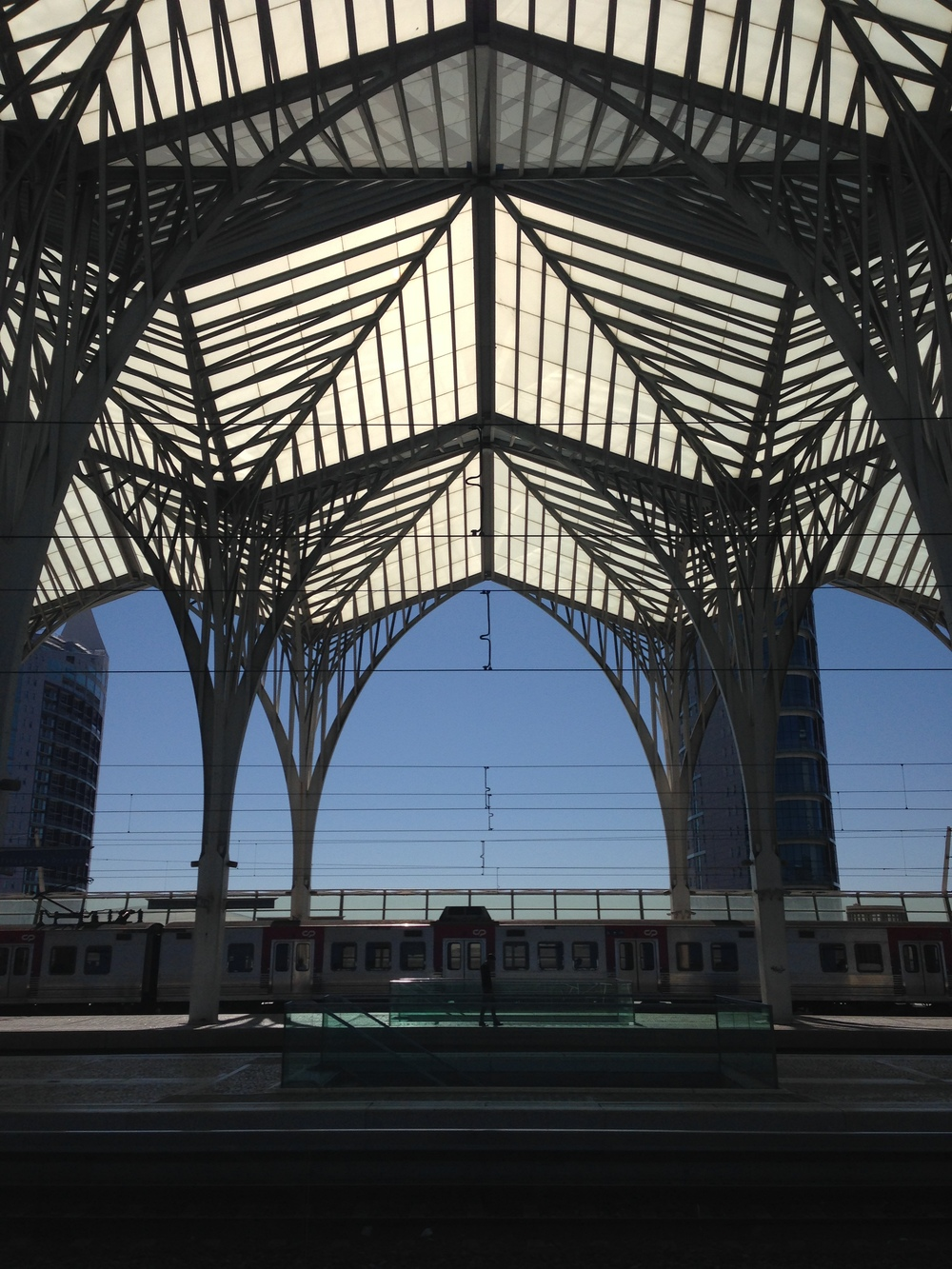 Gare do Oriente (07/2014)