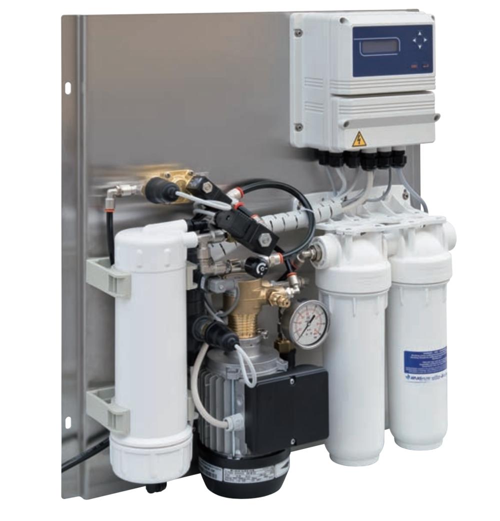 Osmosis Inversa - 120 litros agua pura porhora