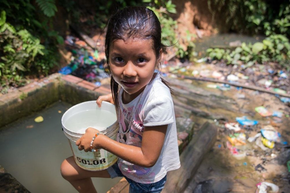 The Problem - Access to safe water has improved in Peru in recent years, yet significant shortfalls in both public infrastructure and household facilities remain. As a consequence many Peruvians do not have access to affordable and safe drinking water.