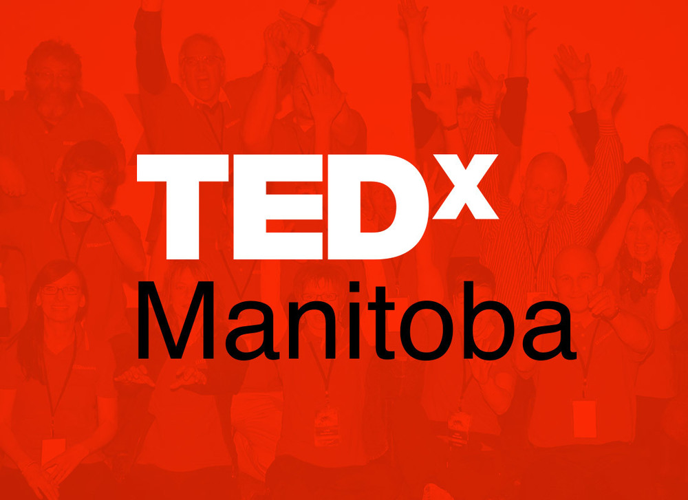 Copywriting and content for the first ever TEDx in MB.