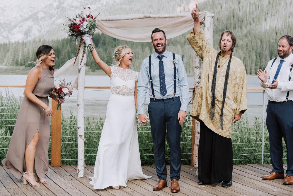 Colorado Wedding at Piney River Ranch