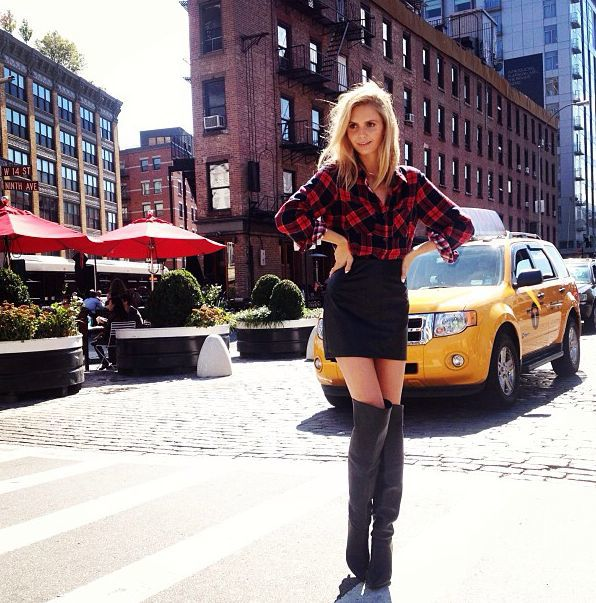 { taste bluebook ll over the knee boot }