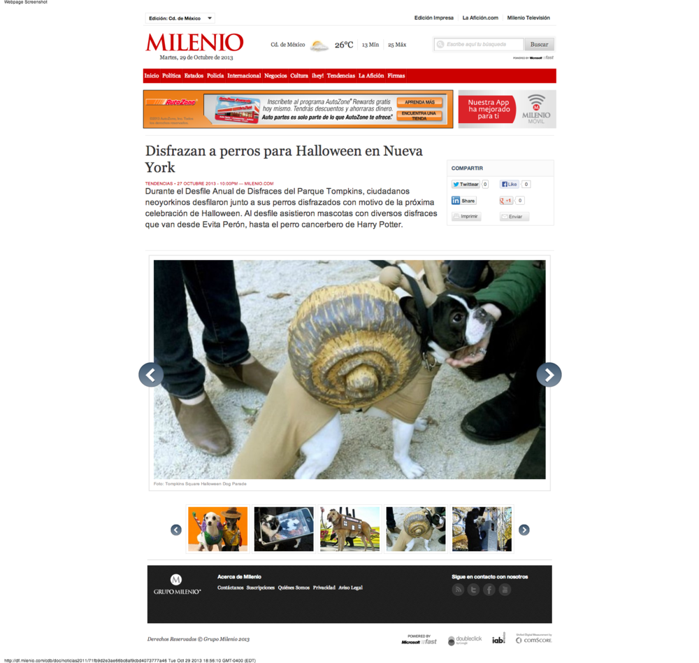milenio (mexico)