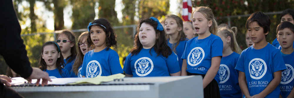 Lanai Chorale at Blue Ribbon Day. © Lisa Talley 2015