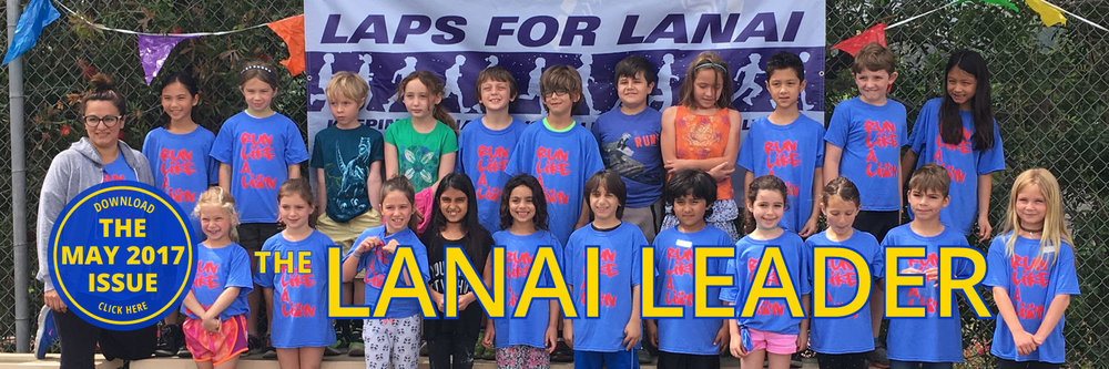 Lanai Leader May 2017