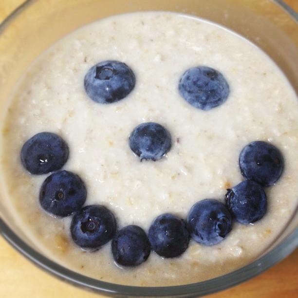 Blueberry tgif. (Taken with  instagram )