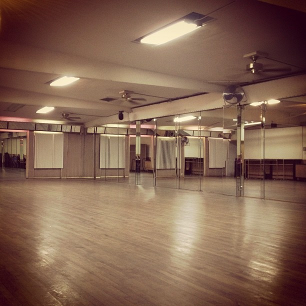 Ballroom baby! (Taken with  Instagram  at hollywood dance center)
