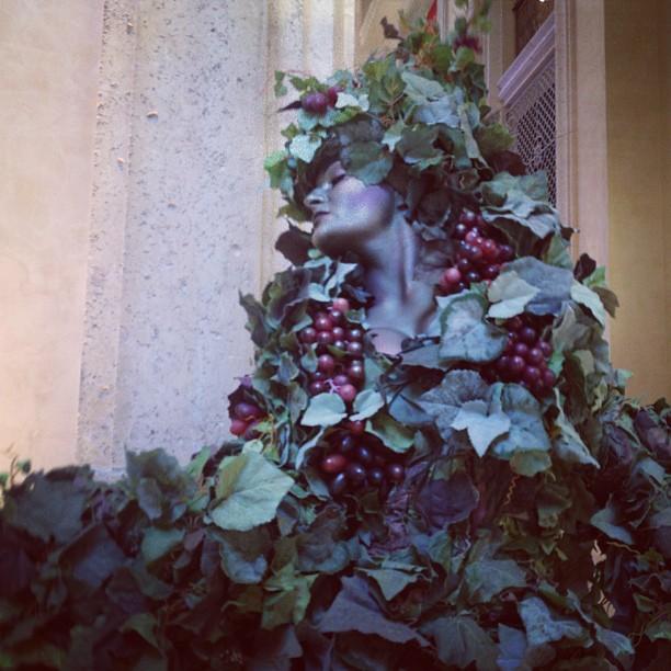 Grape monster! (Taken with  Instagram )