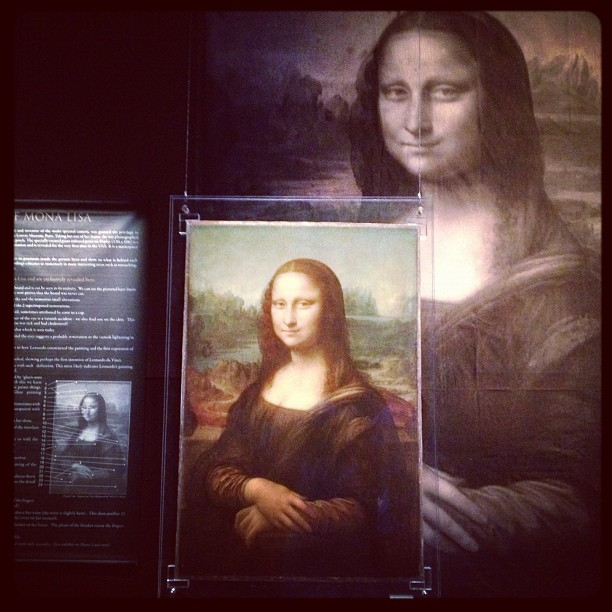 Rememberin da Vinci's show. Genius! (Taken with  Instagram  at Venetian Resort & Casino)