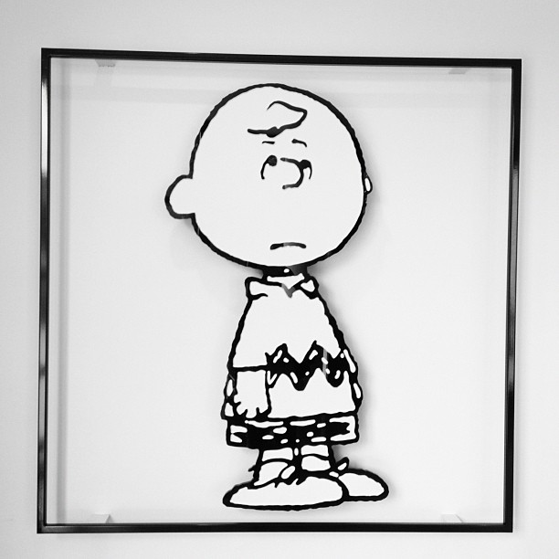 Good grief, Charlie Brown. (Taken with  Instagram  at Charles M. Schulz Museum & Research Center)