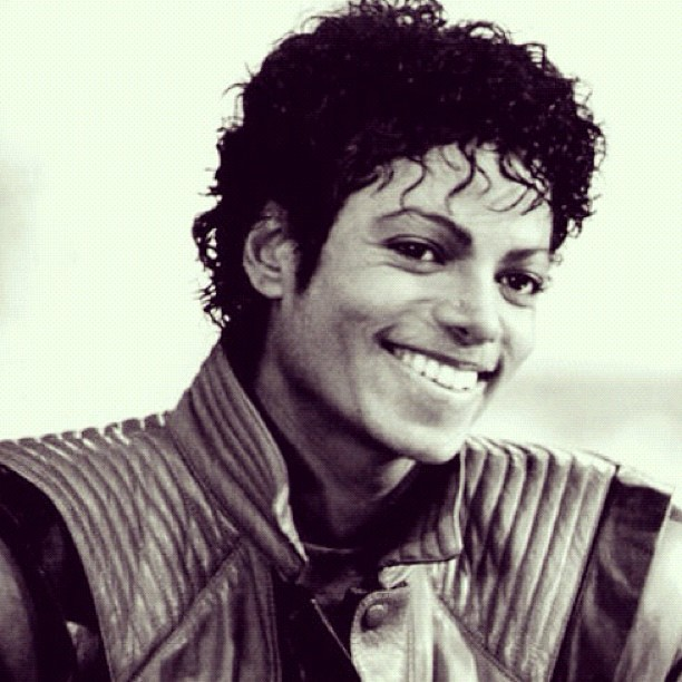 Remembering MJ, happy bday smooth criminal. (Taken with  Instagram )