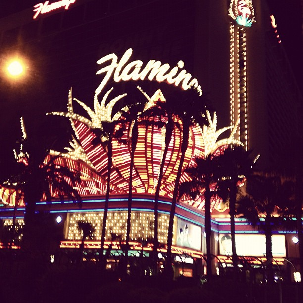 2nd time this month. #vegasbaby (Taken with  Instagram  at The Las Vegas Strip)