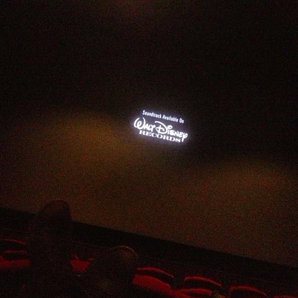 Hooray, finally got to see Frankenweenie. #timburton #alwayswatchthecredits (at AMC Citywalk Stadium 19)