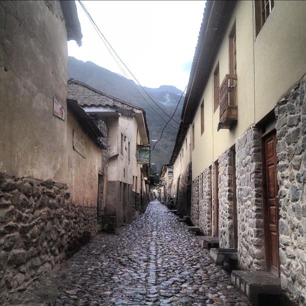 Ollantaytambo. #peru