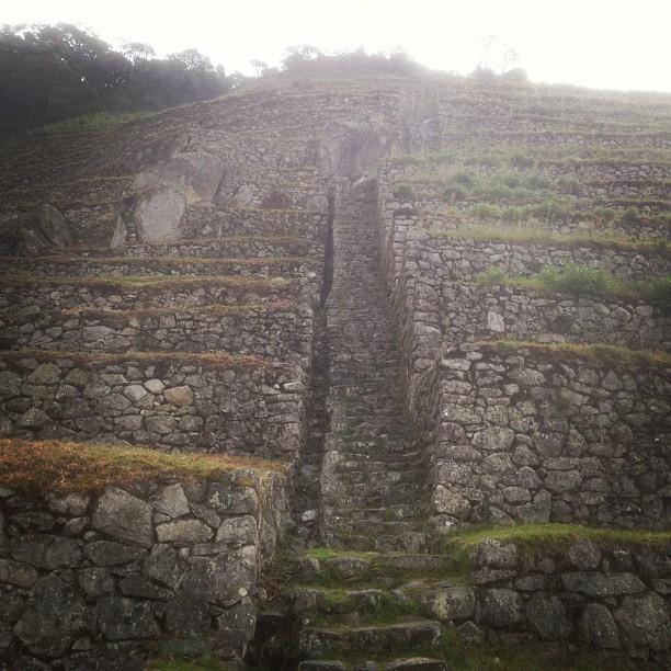 Inca site. #incatrail