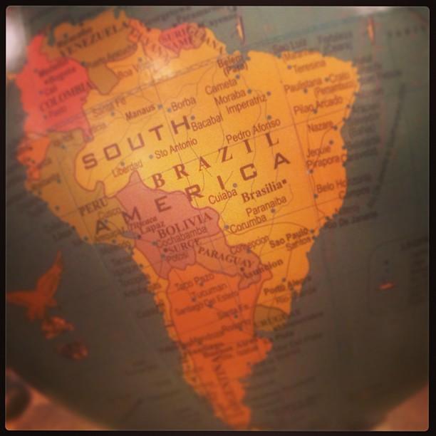 Eu vou voltar. Brasil! 😃