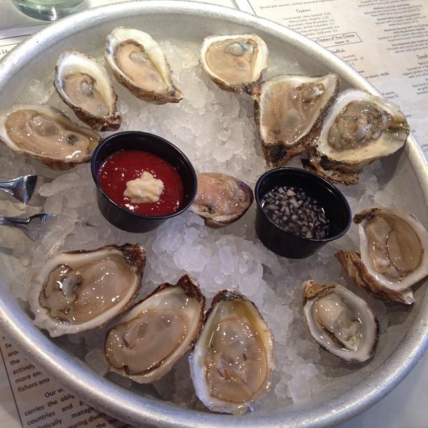 Essential nutrients. (at Santa Monica Seafood)